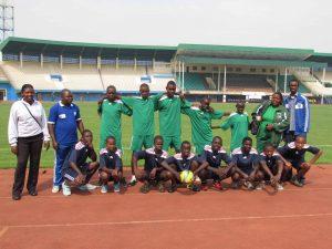 The team from Umutara.